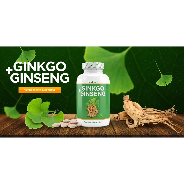 Ginkgo Ginseng