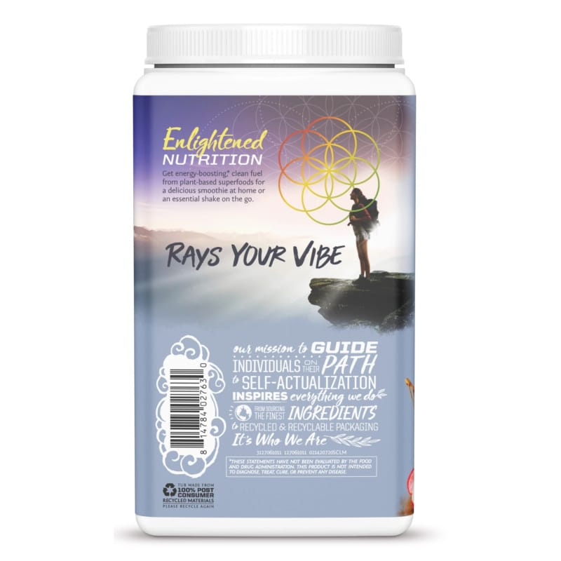 Sun Warrior Lean Meal Illumin8 Protein-Power vegan, Bio
