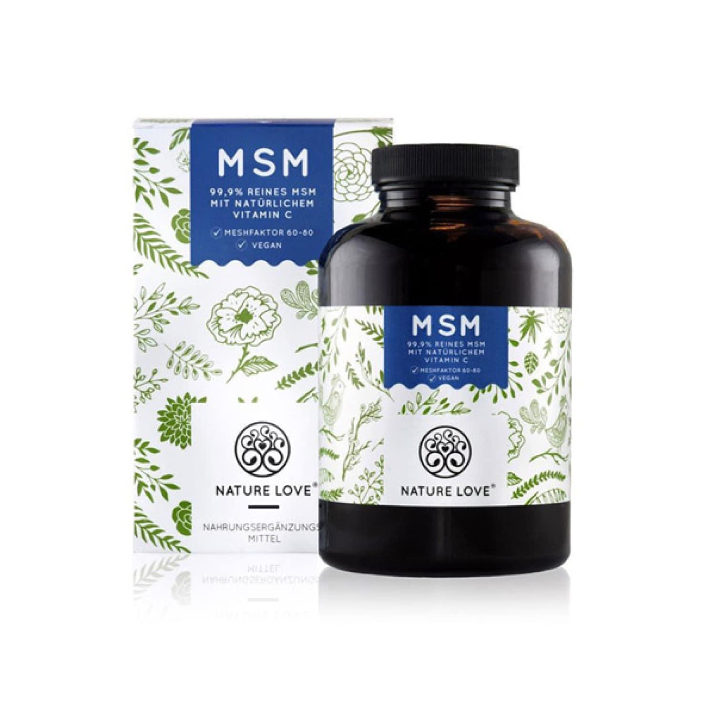 MSM mit Vitamin C