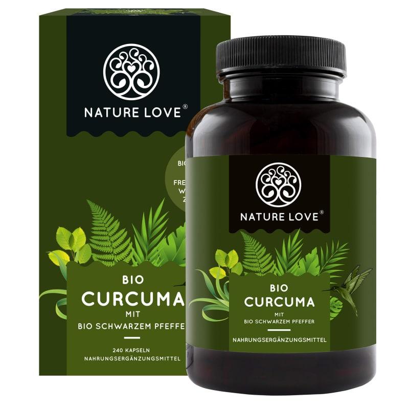 bio curcuma nature love