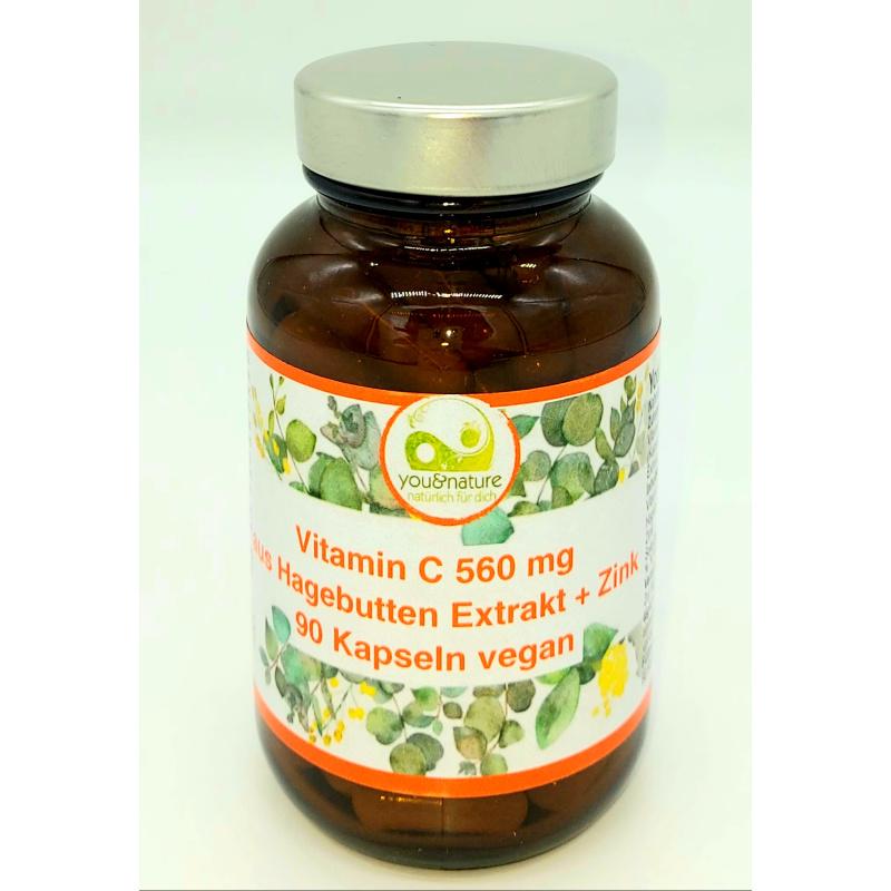 Vitamin C+Zink