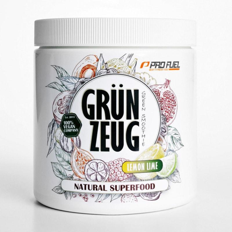 Superfood-Pulver für grüne Drinks & Smoothies Natürliche Vitamine Hochwirksame Antioxidantien Leckerer Geschmack Mit Stevia gesüßt 100% Vegan Made in Germany