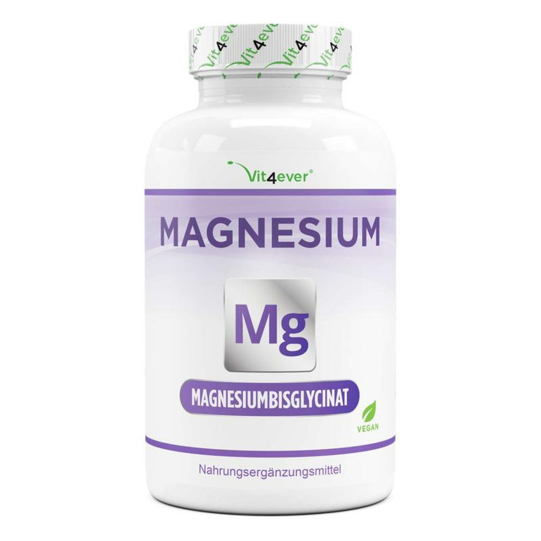 Magnesiumbisglycinat - 240 Kapseln