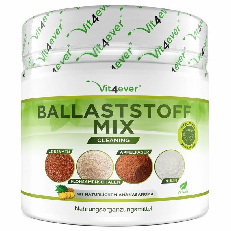 Ballaststoff Mix - 400 g Pulver
