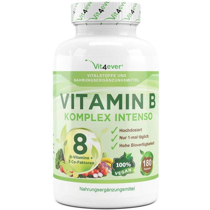 Vitamin B Komplex Intenso