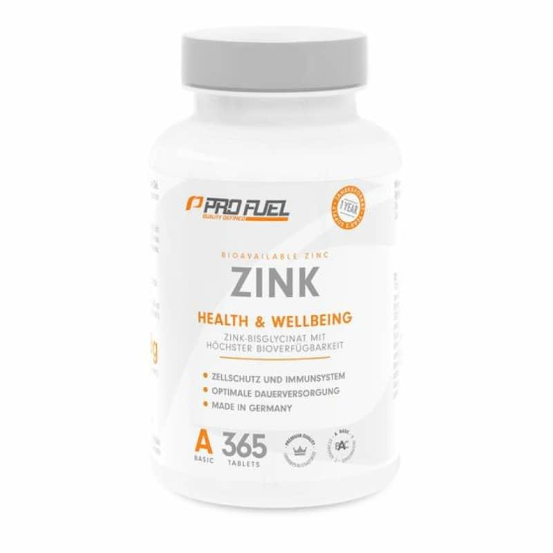 ProFuel Zink-Bisglycinat 12 Monate